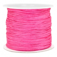 Macramé band 0.7mm Magenta pink