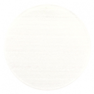 35 mm flach Cabochon Polaris Elements Sparkle dust Ivory white