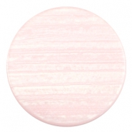 35 mm flach Cabochon Polaris Elements Sparkle dust Light rose
