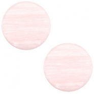 7 mm flach Cabochon Polaris Elements Sparkle dust Light rose