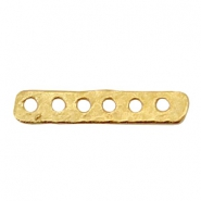 Metall Zubehör DQ spacer/connector Gold (nickelfrei)