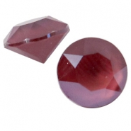 Swarovski SS 39 Chaton (8 mm) Crystal dark red