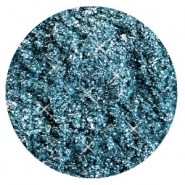 35 mm flach cabochons Polaris Elements Goldstein Mosaic blue
