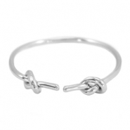 Musthave Ringe Knoten Silber