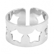 Musthave Ringe Stern Silber