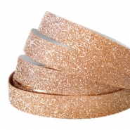 Crystal Glitzer tape 5mm Rosegold