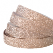 Crystal Glitzer tape 10mm Light rosegold