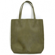 Fashion Tasche/Shopper Olive green