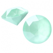 Swarovski SS 29 Chaton (6.2 mm) Crystal mint green