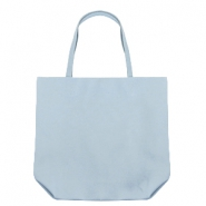 Fashion Tasche/Shopper Light blue grey