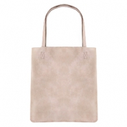Fashion Tasche/Shopper Light taupe