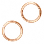 Bindering DQ 6 mm DQ rose gold