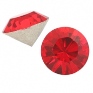 Swarovksi Elements verschiedene Formen SS45 Kegelstein (10mm) Light siam red