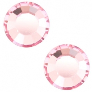 Swarovski Elements SS30 flat back (6.4mm) Light rose