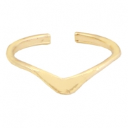 "Trendy Ringe ""v"" Shape Gold"