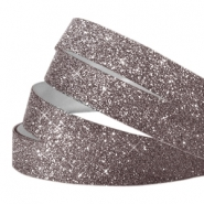 Crystal Glitzer tape 10mm Grey purple