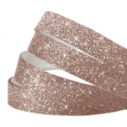 Crystal Glitzer tape 10mm Light brown