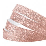 Crystal Glitzer tape 10mm Rose peach