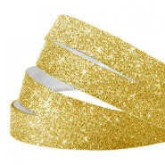 Crystal Glitzer tape 10mm Gold