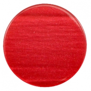 35 mm flach cabochons Super Polaris Jester red