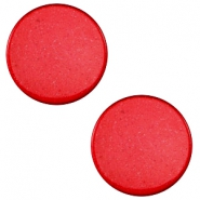 20 mm flach Cabochon Super Polaris Jester red
