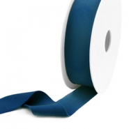 Elastisches Band Ibiza 25mm Teal blue