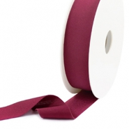 Elastisches Band Ibiza 25mm Velvet purple
