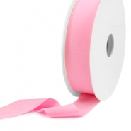 Elastisches Band Ibiza 25mm Light pink