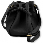 Fashion Tasche Bucket Bag Black