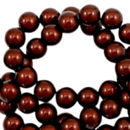 Miracle 3D Perlen 6mm Dark brown