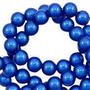 Miracle 3D Perlen 4mm Cobalt blue