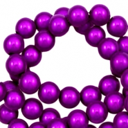 Miracle 3D Perlen 8mm Purple