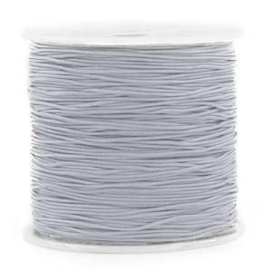 Macramé Band 0.8mm Grey