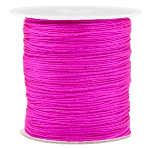 Macramé band 1.0mm Light purple orchid