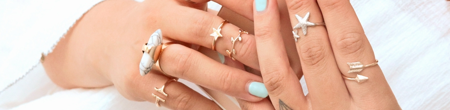 Love it…Put a ring on it! Neue musthave stapelbare Ringe