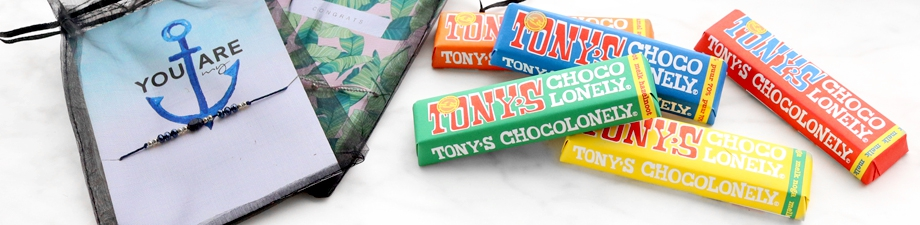 Tony's Chocolonely Schokolade Riegel